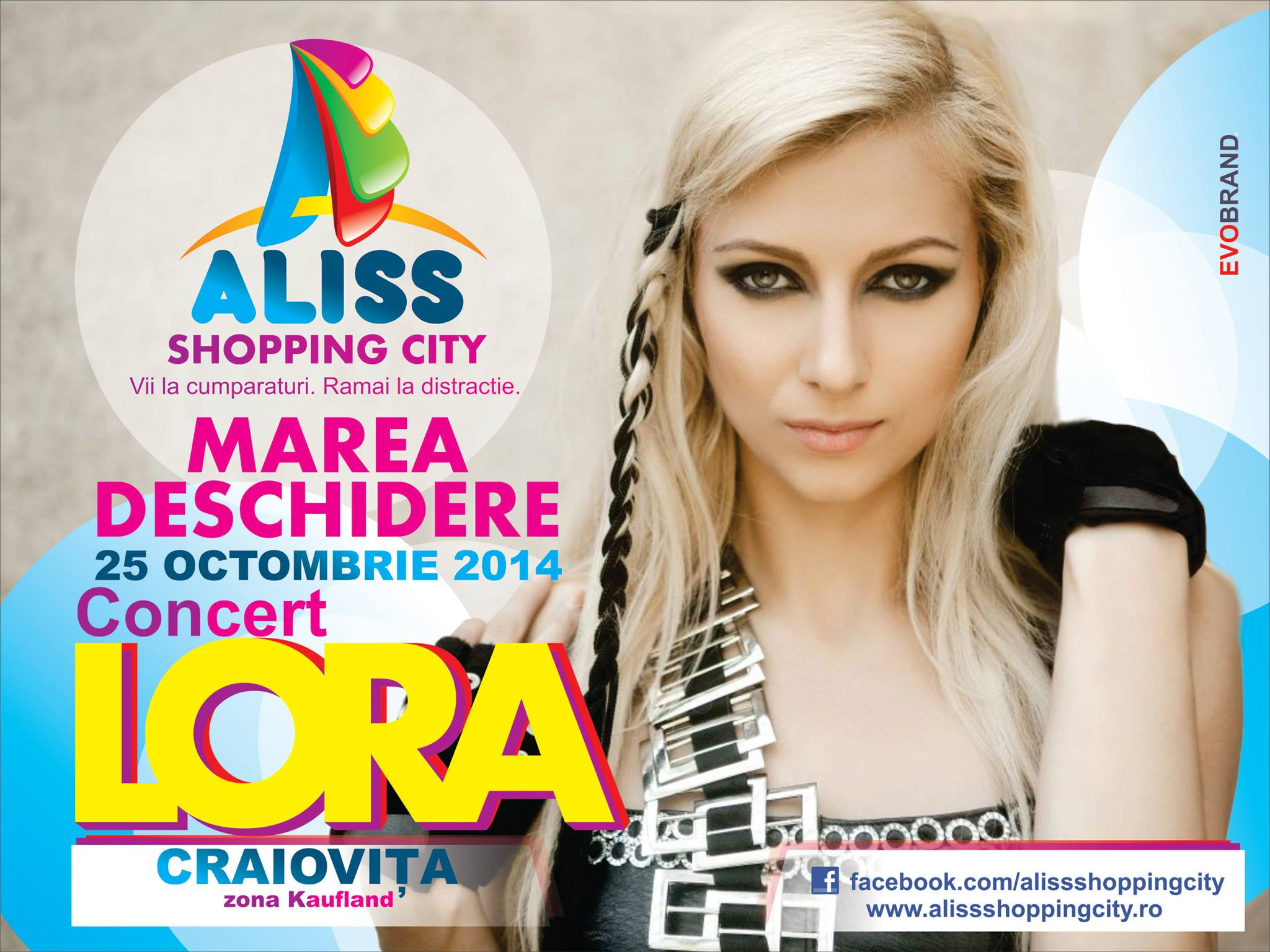 Inaugurare ALISS Shoping City (2014)
